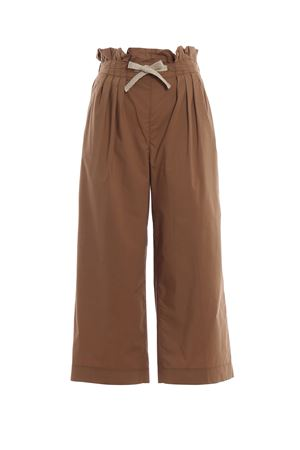 Iole cotton trousers DONDUP | 20000005 | DP422PS0013DXXXPDD039