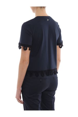 T-shirt girocollo con bordi ricamati S760JS0212PRM1PDD890 DONDUP | 8 | S760JS0212PRM1PDD890