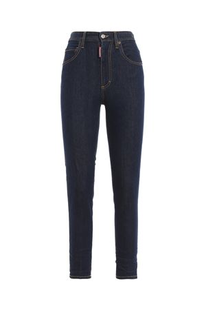 Twiggy stretch cotton denim jeans