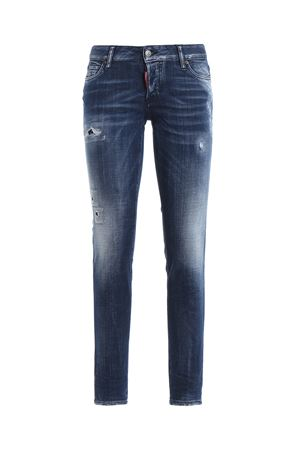 Jennifer stretch cotton denim jeans 