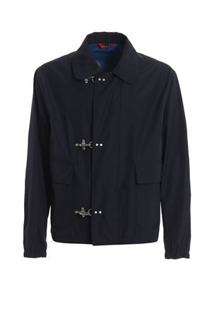 Water repellent blue tech fabric jacket FAY | 13 | NAM12380290PGD010A