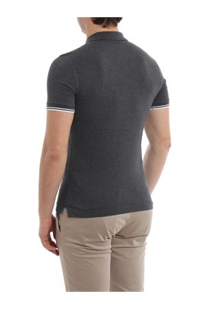 Polo con profili a righe in cotone stretch NPMB238134SITOB400 FAY | 2 | NPMB238134SITOB400