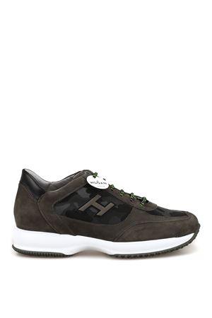 New Interactive camu sneakers HOGAN | 120000001 | HXM00N0Q102KDZ784R