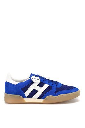 H357 electric blue sneakers HXM3570AC40KFE677O HOGAN | 120000001 | HXM3570AC40KFE677O