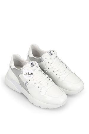 Sneaker Active One bianche HXW3850BF40KKX0QDT HOGAN | 120000001 | HXW3850BF40KI60351