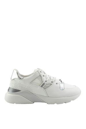 Sneaker Active One glitterate nere HXW3850BN70KPR0353 HOGAN | 120000001 | HXW3850BF40KKX0QDT