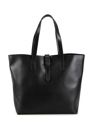Black leather tote HOGAN | 5032266 | KBW010A1400J60B999