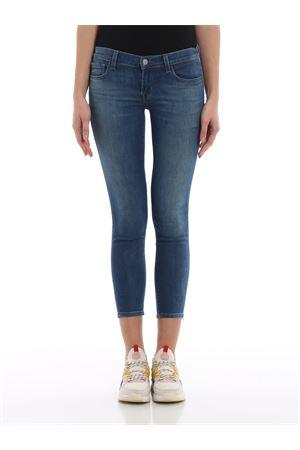 Jeans skinny crop 9326 a vita bassa JB001864J44408 J BRAND | 24 | JB001864J44408