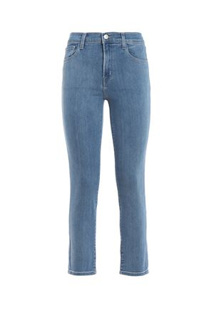 Ruby high-rise crop cigarette jeans J BRAND | 24 | JB001865AJ45516