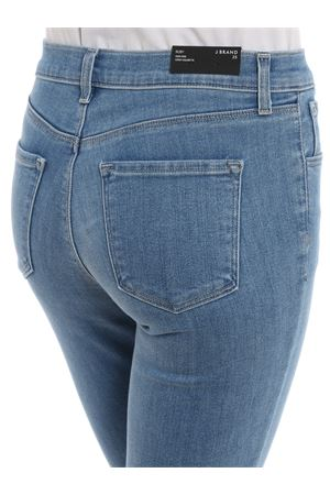 Jeans a sigaretta crop Ruby a vita alta JB001865AJ45516 J BRAND | 24 | JB001865AJ45516