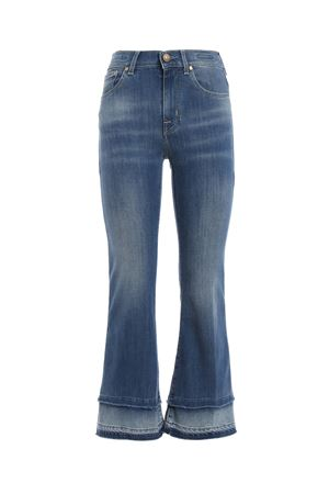 5p special denim str wash 5 JACOB COHEN | 24 | FRIDAC ROPFRINGE00907W5GENJC005