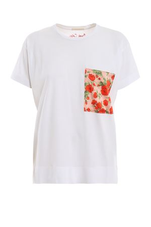 t-shirt t/p natural JACOB COHEN | 8 | J2164F00819NGENJC111