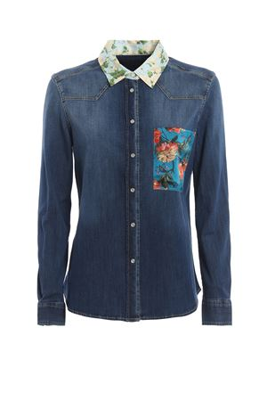 shirt denim str wash 2 JACOB COHEN | 8 | J304600944W2GENJC002
