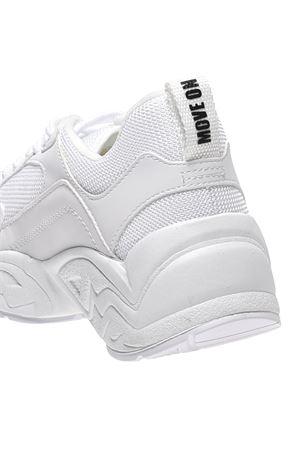 Sneaker bianche in pelle e tessuto KKFOCUS516WHIFB KENDALL + KYLIE | 12 | KKFOCUS516WHIFB