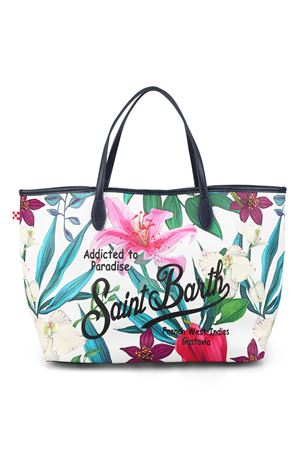 print bag whith shoulder strip MC2 SAINT BARTH | 31 | MARAISTRVI01