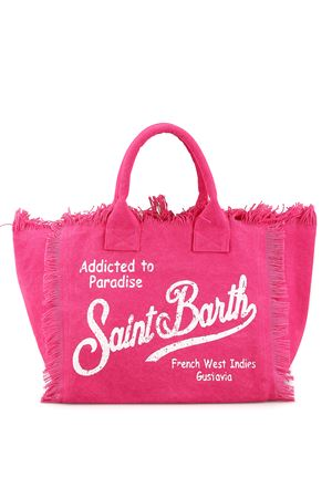 borsa canvas donna MC2 SAINT BARTH | 31 | VANITYUNITO77