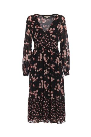 Rose printed georgette dress MICHAEL DI MICHAEL KORS | 11 | MH88Y8VAFR616
