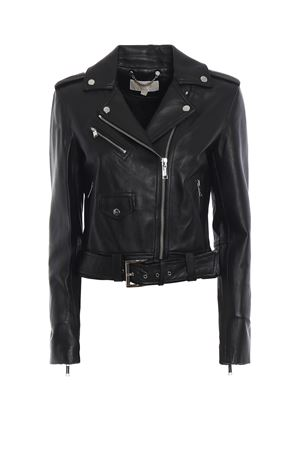 Nappa leather moto jacket MU81EMZ8FX001 MICHAEL DI MICHAEL KORS | 3 | MU81EMZ8FX001