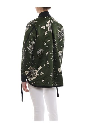 Bomber Thimphou in duchesse stampata 4614500539KT81A MONCLER | -276790253 | 4614500539KT81A