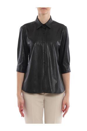 camicia pelle PAOLO FIORILLO CAPRI | 6 | 0176P29099 BLACK