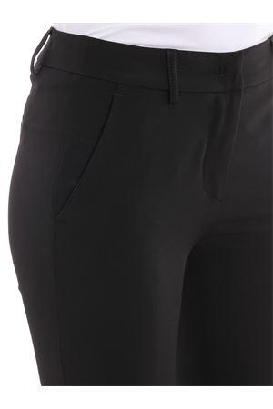 pantalone spacchetto PAOLO FIORILLO CAPRI | 20000005 | 7849V22234BLACK