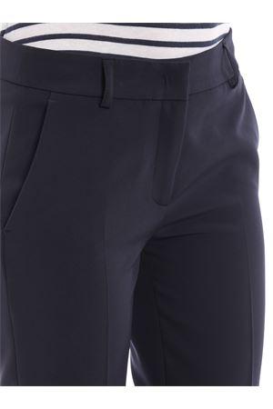 pantalone spacchetto PAOLO FIORILLO CAPRI | 20000005 | 7849V22234BLUE