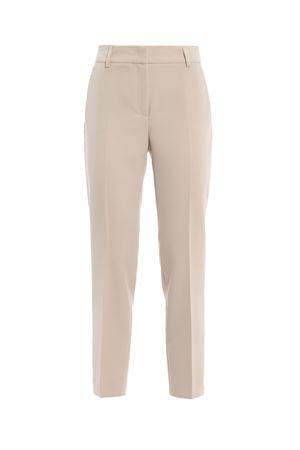 pantalone spacchetto PAOLO FIORILLO CAPRI | 20000005 | 7849V22234GESSO