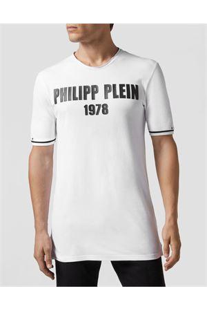 round neck ss pp1978 P19CMTK3281PJY002N01 PHILIPP PLEIN | 8 | P19CMTK3281PJY002N01
