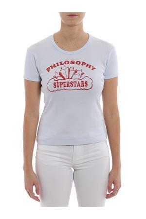 t-shirt PHILOSOPHY di LORENZO SERAFINI | 8 | A0704746291