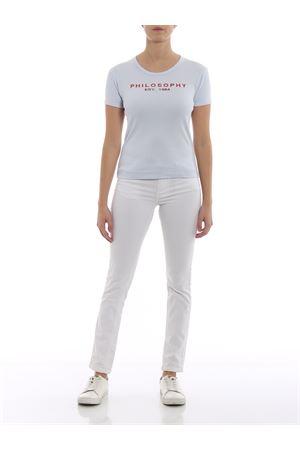 t-shirt A707746291 PHILOSOPHY di LORENZO SERAFINI | 8 | A707746291