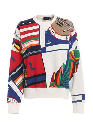 Printed oversized cotton sweatshirt POLO RALPH LAUREN | 7 | 211732453001