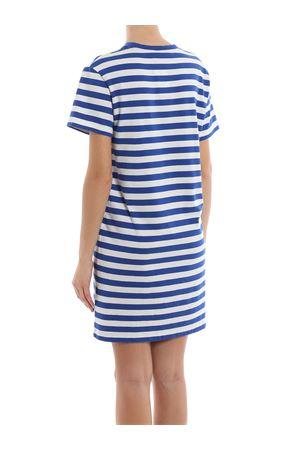 Striped logo embroidery cotton dress POLO RALPH LAUREN | 11 | 211732501001