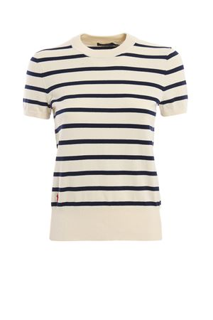 Cotton blend striped crew neck POLO RALPH LAUREN | 8 | 211732869001