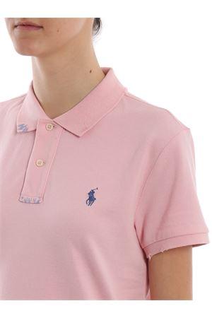 Contrasting seam polo shirt POLO RALPH LAUREN | 2 | 211744518002