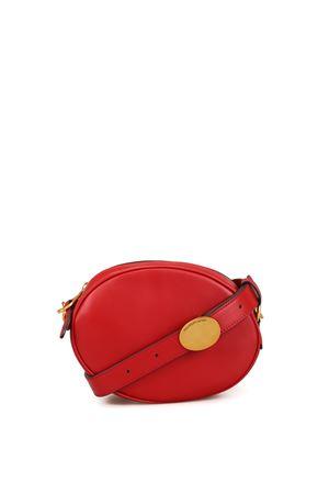 Borsa Gilly in pelle liscia rossa 428743441003 POLO RALPH LAUREN | 70000001 | 428743441003