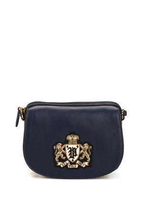 Bullion Mini dark blue leather bag POLO RALPH LAUREN | 70000001 | 428745955001