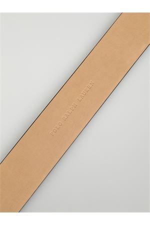 Bicolour leather belt  POLO RALPH LAUREN | 22 | 429675135001