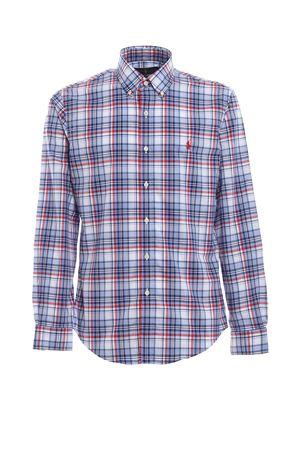 Multicolour check print cotton shirt POLO RALPH LAUREN | 6 | 710742463004