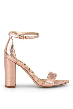 SAM EDELMAN | 12 | E85116L934YAROBLUSH GOLD