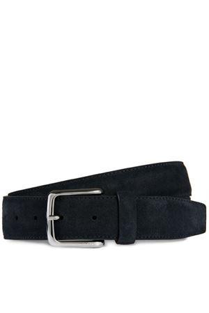 Suede belt TOD