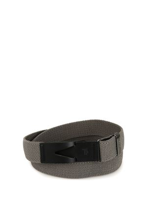 New Greca traditionally crafted fabric belt TOD