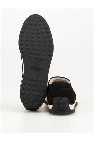 pantofola gomma rafia tv TOD