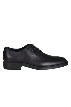 Black leather Derby shoes TOD