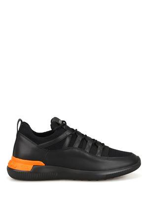 Shoeker No_Code_01 black sneakers TOD