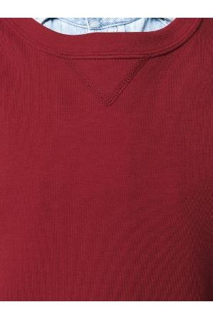 Techno cotton fleece topwear BRUNELLO CUCINELLI | -108764232 | M0T353511C9053