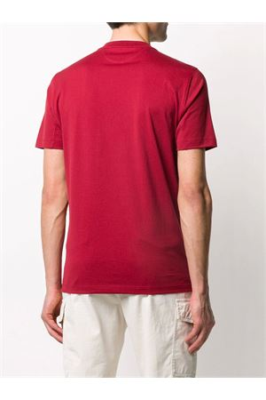 T-Shirt in jersey a contrasto M0T617423CL719 BRUNELLO CUCINELLI | 8 | M0T617423CL719