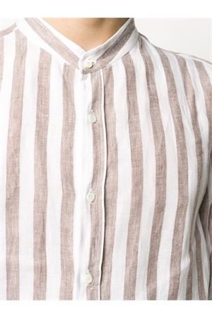 Striped round neck shirt BRUNELLO CUCINELLI | 6 | MW6083048C863