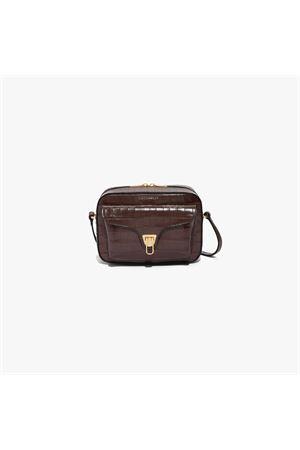 BEAT CROCO croco print leather/bottalatino leath. COCCINELLE | 70000001 | E1FF3150201W05