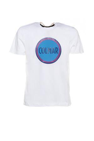 T-Shirt Bianca Originals By Originals In Cotone 75767UD01 COLMAR | 8 | 75767UD01
