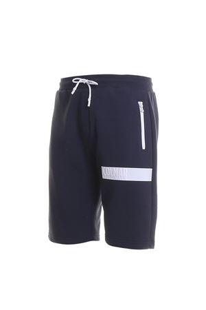 Fleece Shorts With Transfer Lettering COLMAR | 5 | 82465TK68